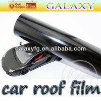 good quality self-adhesive glued car window tint film/auto sun control film/decorative window solar film