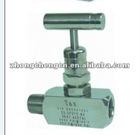 1000psi stainless steel needle valve