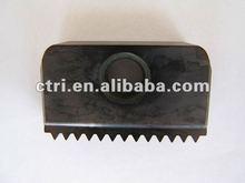 Tungsten Metal Cutting Carbide Milling Inserts