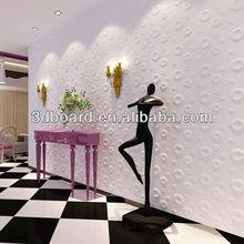 New product 3d MDF board metallic wallpaper