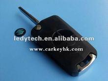 High quality Suzuki 2 buttons flip key shell blank cover