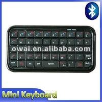 Mini wireless Bluetooth keyboard for iphone 4 4S ipad 2 3 new ipad