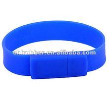 2012 Fashion Silicone Bracelet USB Flash Drive