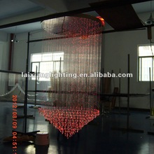 2013 new 8colors Optical Fiber Crystal Pendant light 4feet by 8feet