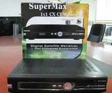 Récepteur satellite supermax 1*1 cicx