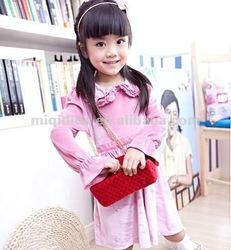 wholesale retail 2012 hot sale , girls pink frocks designs, girls dress kid one-piece dress