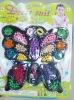 Fantastic bulk arylic beads promotional jewelry beads kits