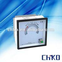 Synchroscope meter (voltage mter)