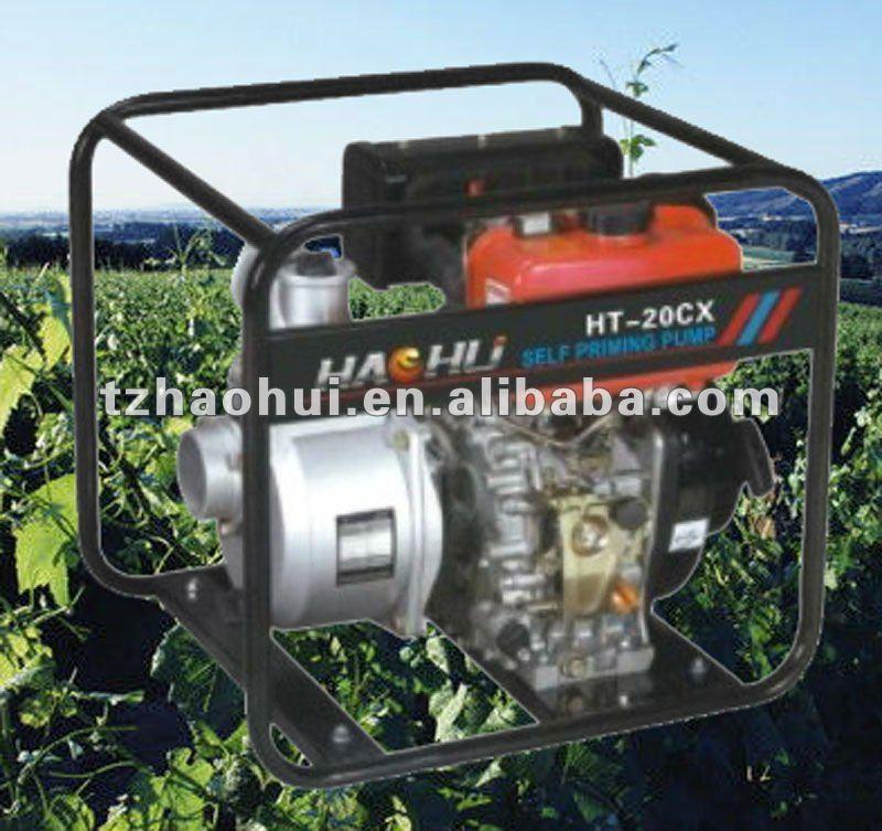 bomba de agua diesel 2 pulgadas de riego agrícola diesel la bomba de agua