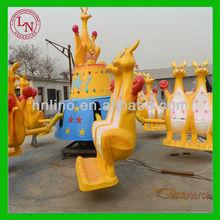 Joyful & Musical happy kangaroo amusement theme park animal kiddie rides