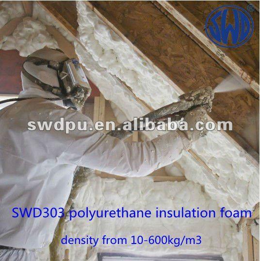B2 Fire Retardant Polyurethane Insulation Foam View