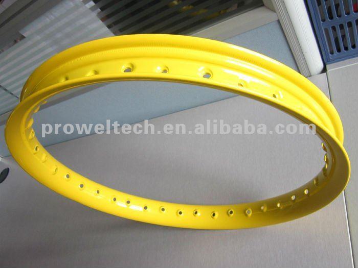 Newest Style !!! U 1.40X17 6061 T6 motorcycle racing rim/40 spoke wheel rim