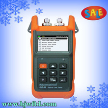 Combining Optical power Meter and Light Source together SAT-F5 Optical Multimeter