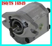 Small high pressure hydraulic gear pump for hydraulic system