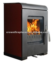 2012 New Desing Moden wood burning stoves(DL-004)