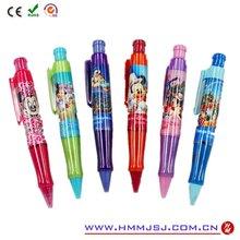 plastic logo pen