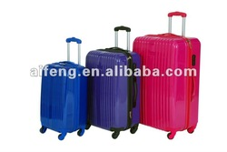 ABS PC spinner luggage