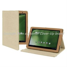 Protective leather case for asus eee pad transformer tf101