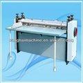 Matbaanın makinası/kağıt dilimleme ve oluklu mukavva ayrı çizgi makinesi haddeleme