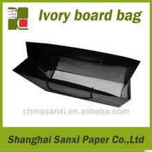 Christmas Shopping Paper Bag / Christmas packaging bag