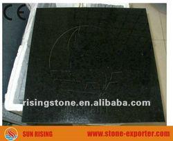G684 Black Granite Tile (Own Quarry+CE)
