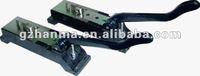 Precise Manual Shaping Mill of steel bar Bending Machine knife bender machine