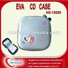 2014 best selling custom cd/dvd wallet