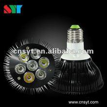 7w high power par30 led lamp / led spot light