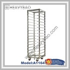 18 shelf for Rotary Oven Pastry Baking tray Trolley