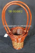 brown wedding gift baskets