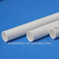 16 mm pvc eléctrica tubo de conducción de unión