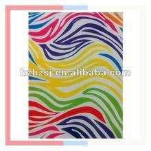 pvc coated school printed fabric 600d 2012