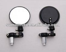 Reversible OEM Motorcycle Bar end Mirror Rearview fit for Honda Suzuki Yamaha Kawasaki End