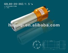 GDL-80-20-24Z/1.5 water-cooling ATC spindle