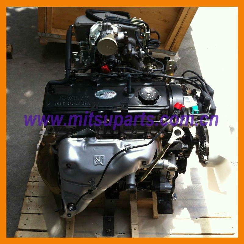 4G64 motor de gasolina de montaje Mitsubishi Pajero Outlander Lancer V31V V31W 4G64 16 válvulas MD975282 MD979102 MD979109 4G642T3