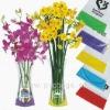PVC Plastic Flower Vase, Flower pot