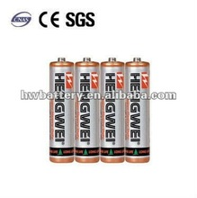 R03 Battery Packs 1.5V BATTERY R03-4/S CARBON ZINC
