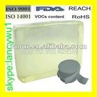 2012 hot sale hot melt glue Pressure sensitive adhesive for foam tape