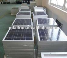 A grade 30w to 160w small 12V solar panel