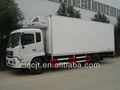 High end 4 * 2 chassis DFAC geladeira caminhão