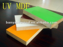 mdf skirting board / white mdf cabinet / mdf carving board