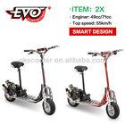 2015 newest 2 wheeler gasonline scooter(EVO-2X-T)