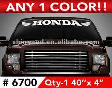 3M car/bus/van/dirt bike/motocross Self adhesive vinyl printing