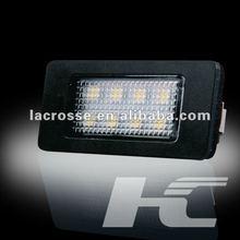 CAR LED LICENSE PLATE LIGHT FOR BMW-1-3-5-XSERIES