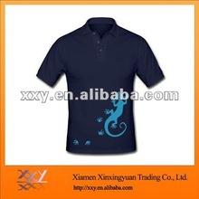 Collar Design 2012 Fashion Polo Tee Shirt