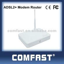Thomson V7 4ports ADSL2+ modem router wireless ADSL modem router 4prot wifi adsl2 router