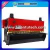 Hydraulic metal machine plate punch cutter shearing guillotine plate cutting machine