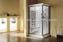 Single Simple Wet Steam Shower Room