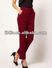 design ladies new style soft pants 2012