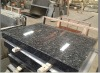 &Top polished Blue Pearl granite stone